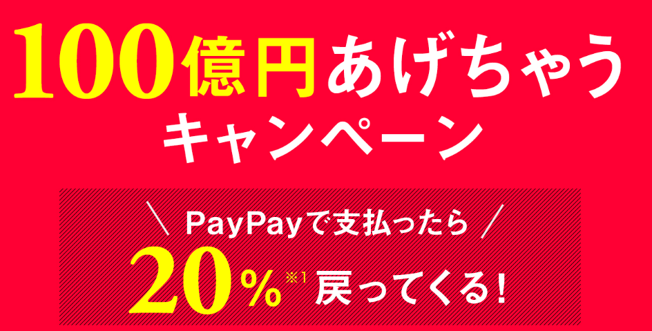 PayPay 新生活 家電