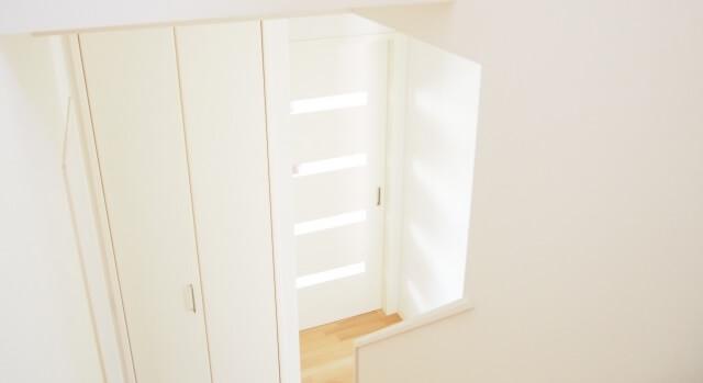 2階よりも1階に物はあつまる