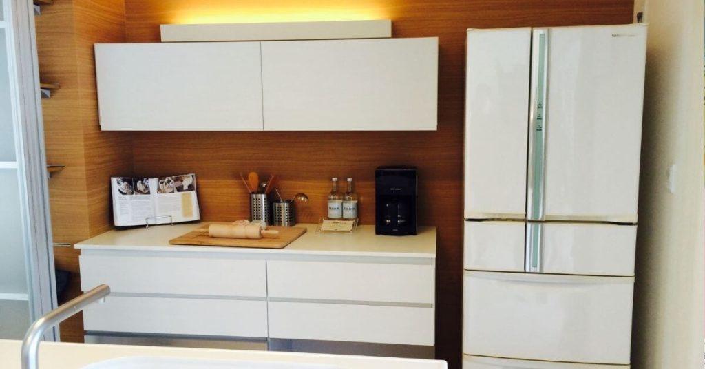 冷蔵庫はスペース